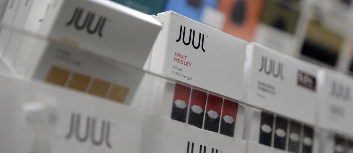 Juul's Valuation Is Going Up in Smoke After China Terminates Sales