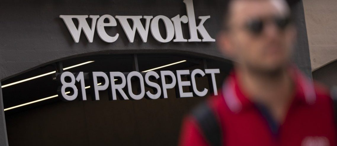 Forget the IPO. WeWork Threatens the Entire Economy
