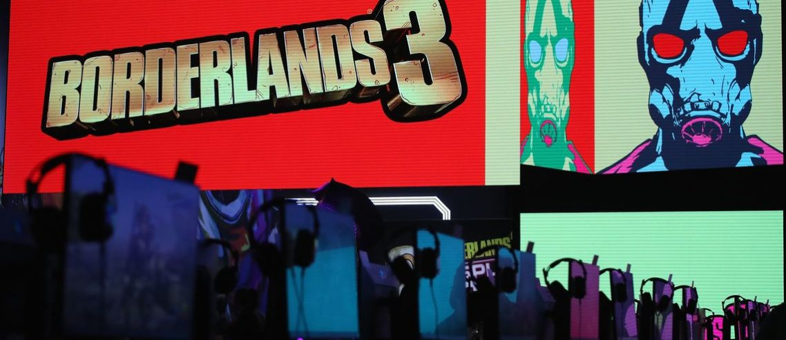 Borderlands 3 a Smash Hit Despite Epic Store Controversy