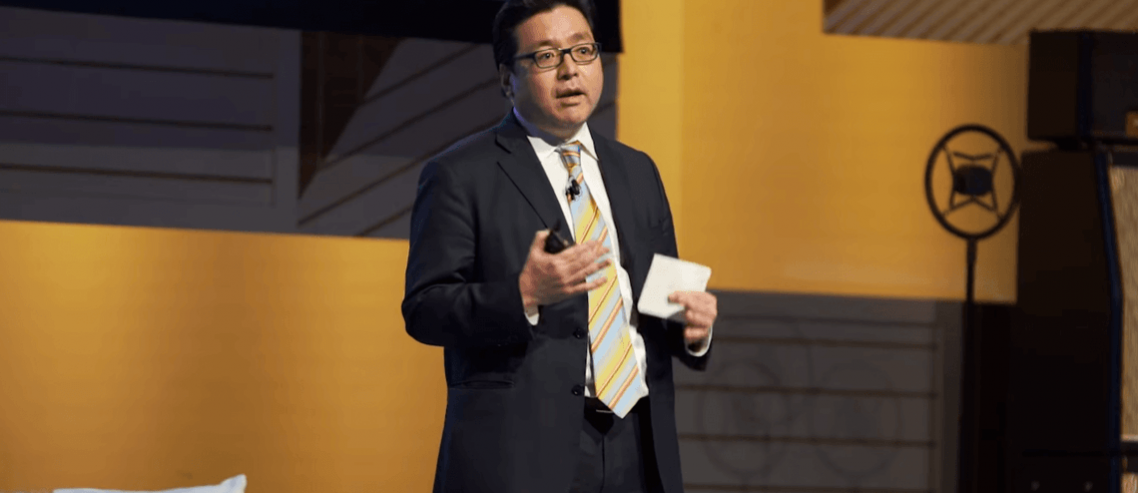 Thomas Lee: Bitcoin Price Cannot 'Blast Off' Without Record S&P 500