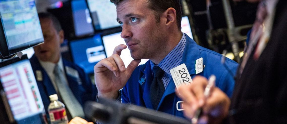 Dow Swings as Fed's 'Hawkish Cut' Mixes with Trade War Uncertainty