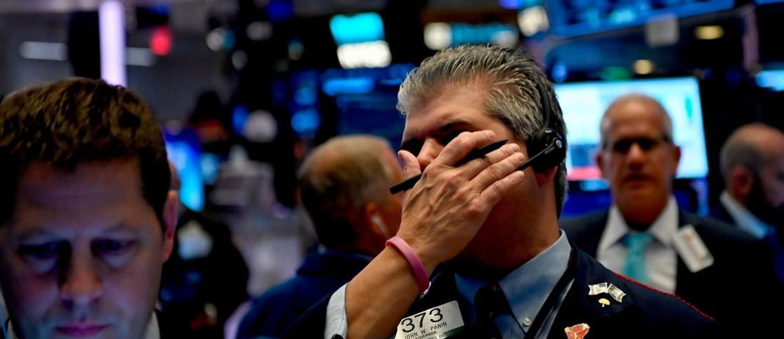 Dow Futures Nervy as Ultra-Rich Brace For 2020 Stock Massacre