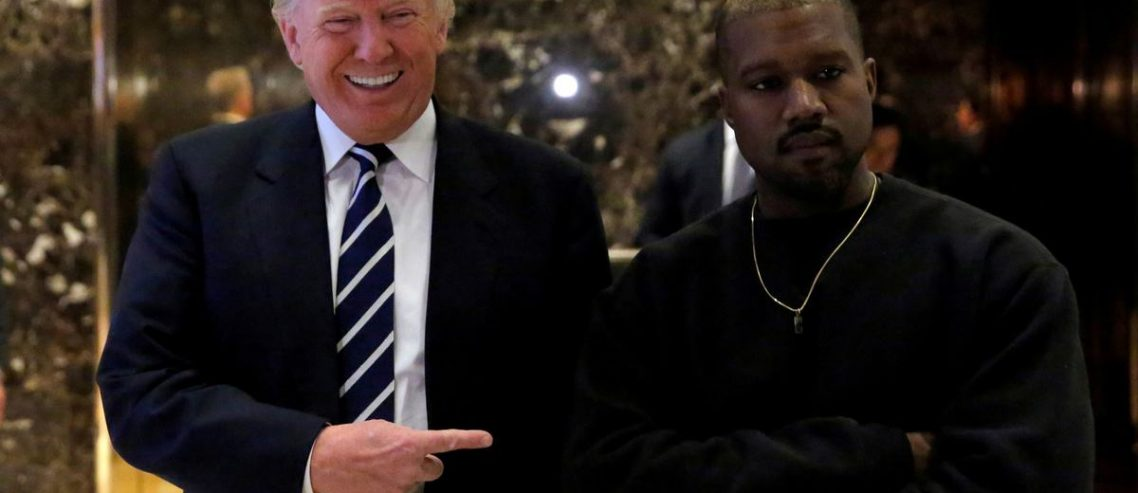 Kanye West & Kim Kardashian Are Gunning for the White House in 2024