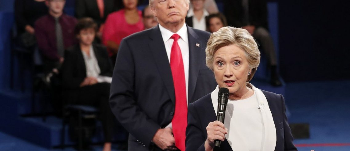 Survey: Crypto Investors Favored Hillary in 2016, But Crypto Whales Voted Trump
