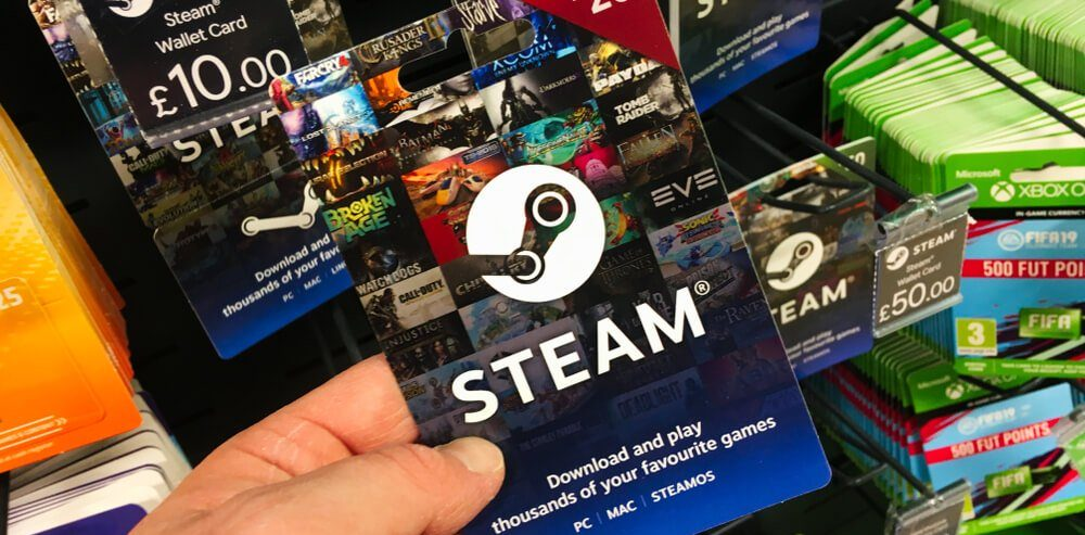 Steam Pins Lunar New Year as Excuse to Throw Yet Another Sale