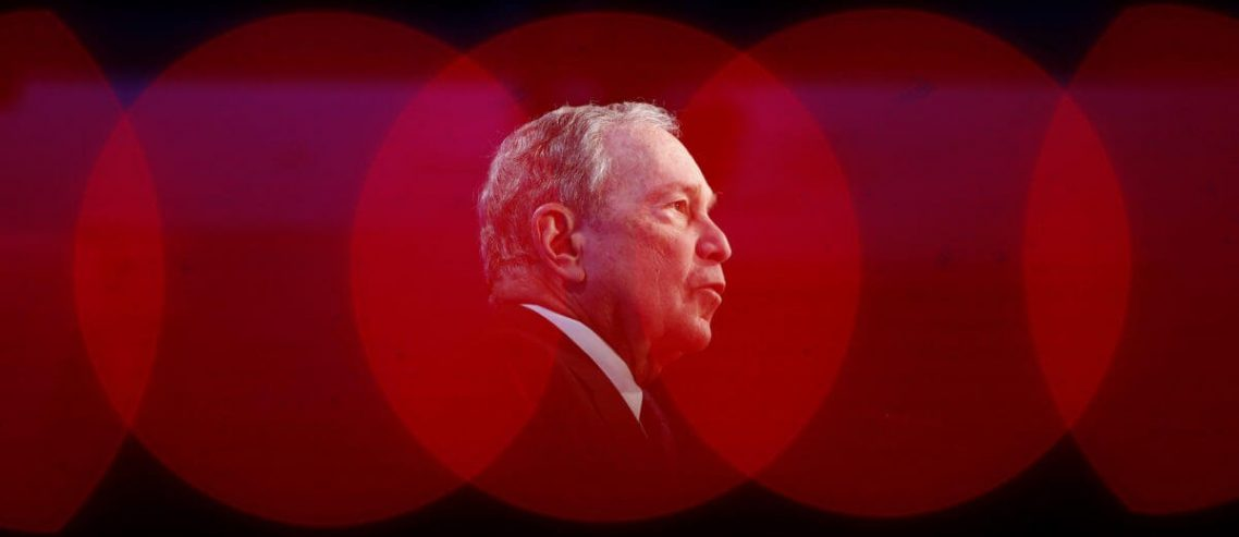 Bloomberg Channels Sun Tzu to Hit Trump Where Rival Dems Can't