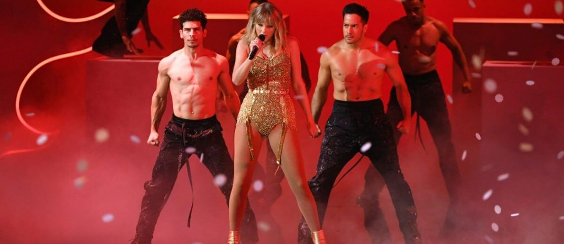 Taylor Swift Is The Man – And She's the One Selling Toxic Masculinity