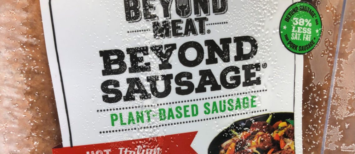 Beyond Meat Stock Will Burn as Fake Meat Rivals Sizzle