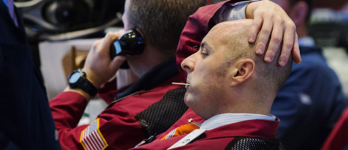 Dow Futures Crumble as 10-Year Bull Run Nears Painful End