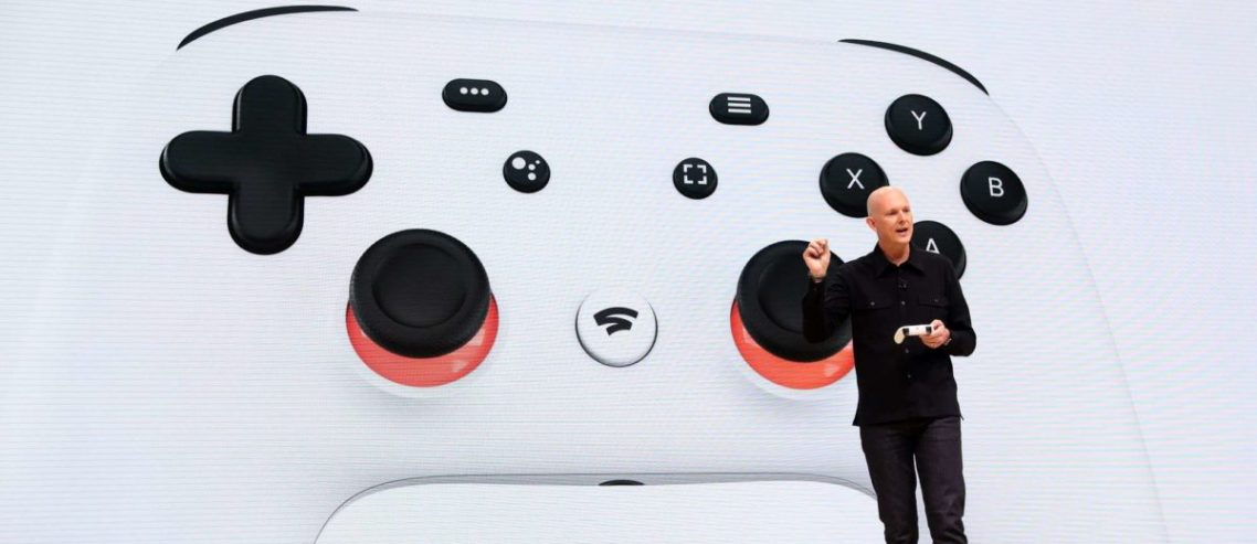 Google's Stadia Gambit Shows They're Not Giving up on Gaming Yet