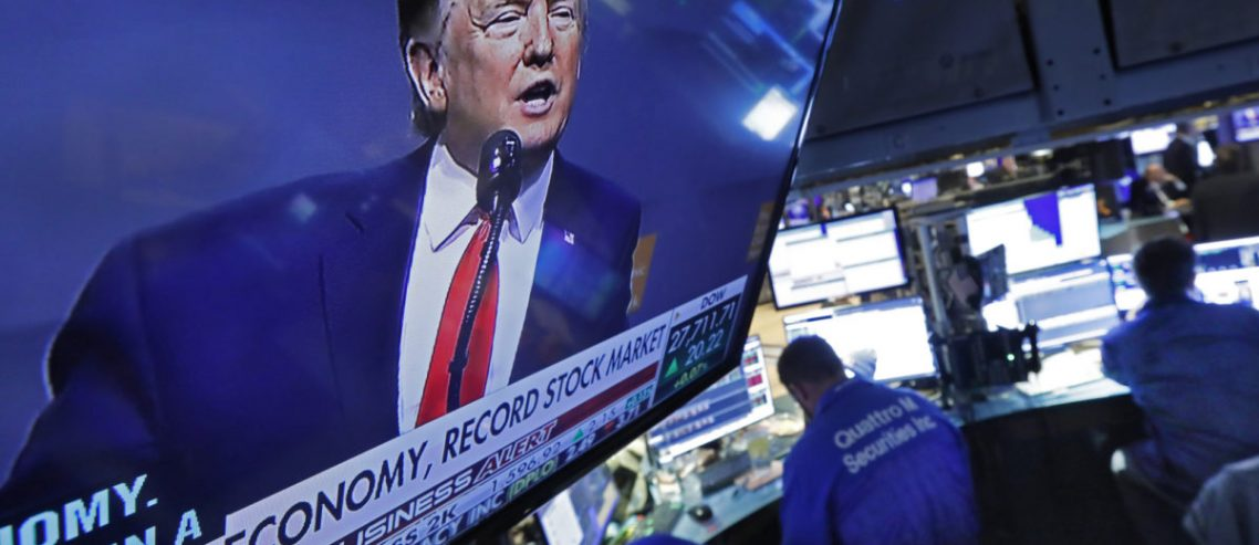 Dow Jones Won't Recover Until Trump Steps Up for Wall Street