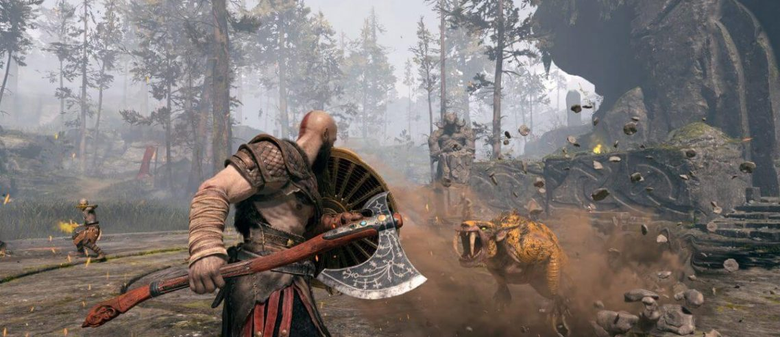 Don't Blame Sony for PlayStation's God of War PC-Port Rumor