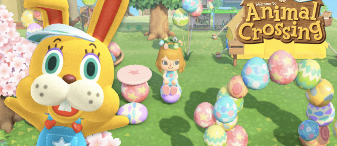 Animal Crossing New Horizons 'Bunny Day' Is an Epic Fail