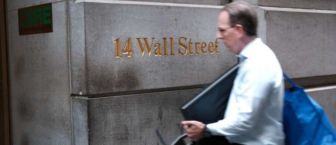 Dow Jones Just Did Something Unseen Since 2008… And It's Not Good