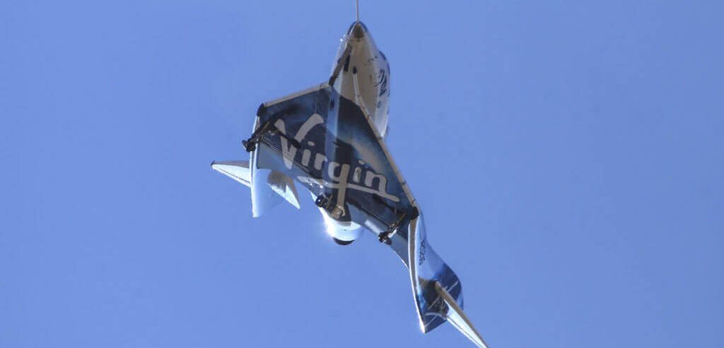 Virgin Galactic Stock Is Skyrocketing for the Stupidest Reason