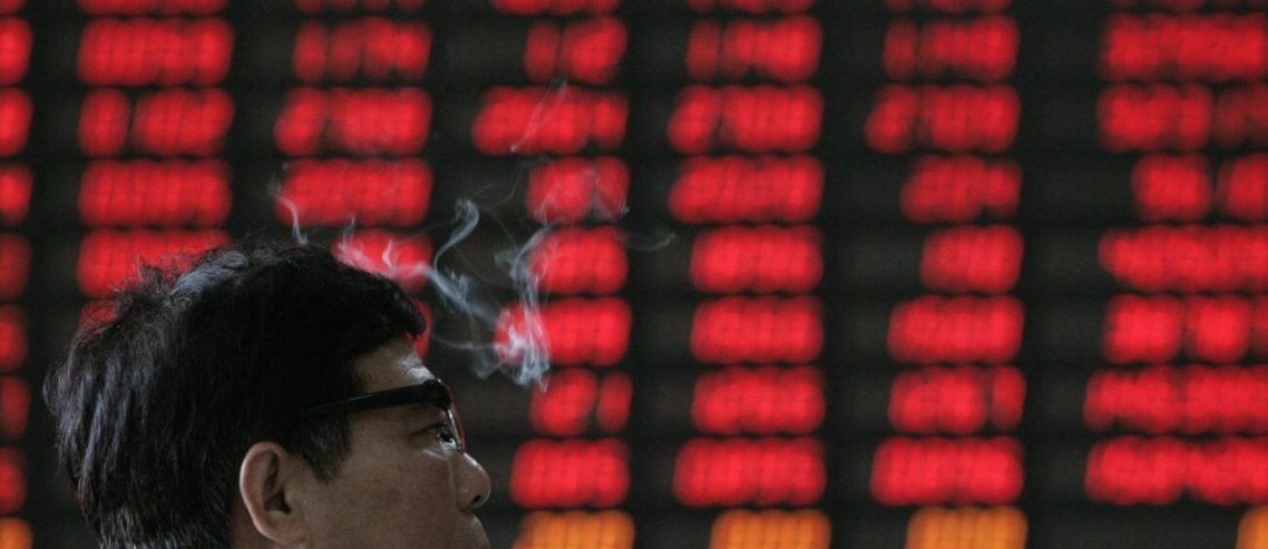 China Fund Manager's Buying Spree Stirs Hope for Stock Market Rally