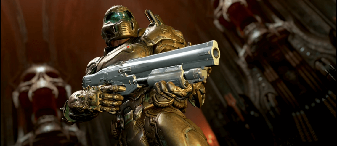 Review Bombers Rejoice: Id Software Removes Denuvo Anti-Cheat in Doom Eternal