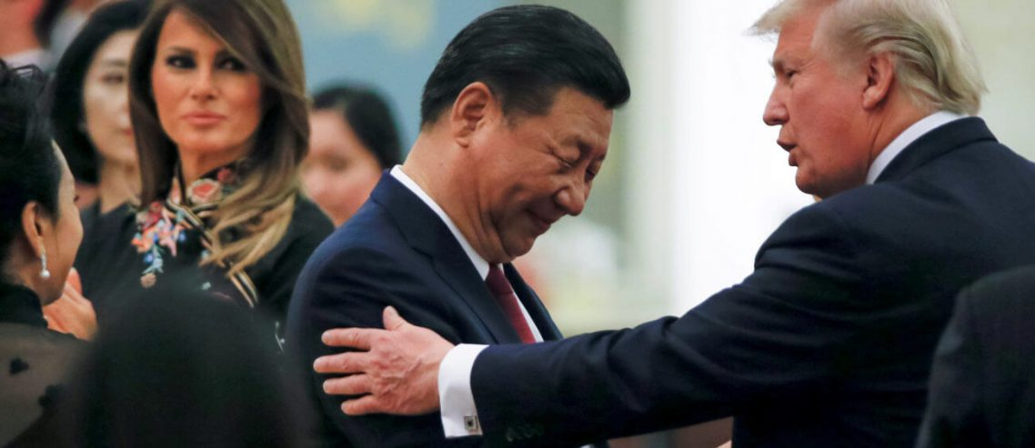 Desperate China Signals U.S. Trade Deal but the Stock Market is Doomed