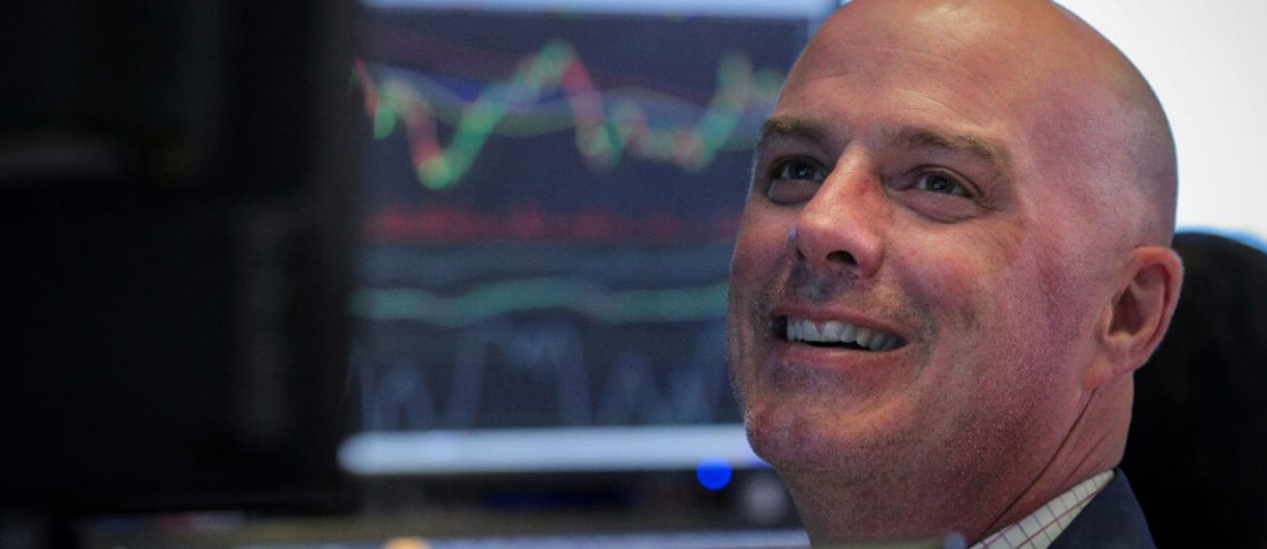 Dow Futures Roar as Economic Data Smashes Recovery Expectations