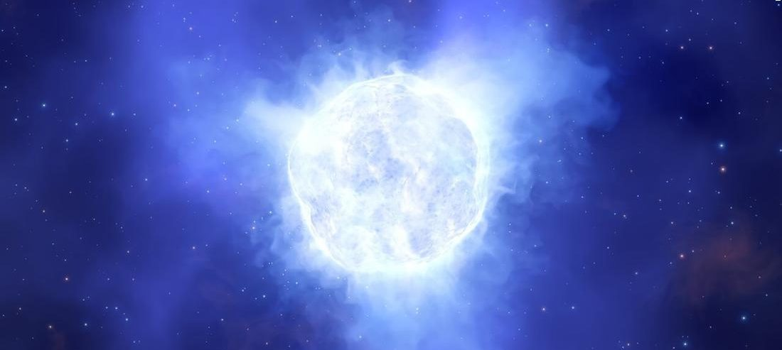 Investigating the disappearance of a massive star in a distant galaxy