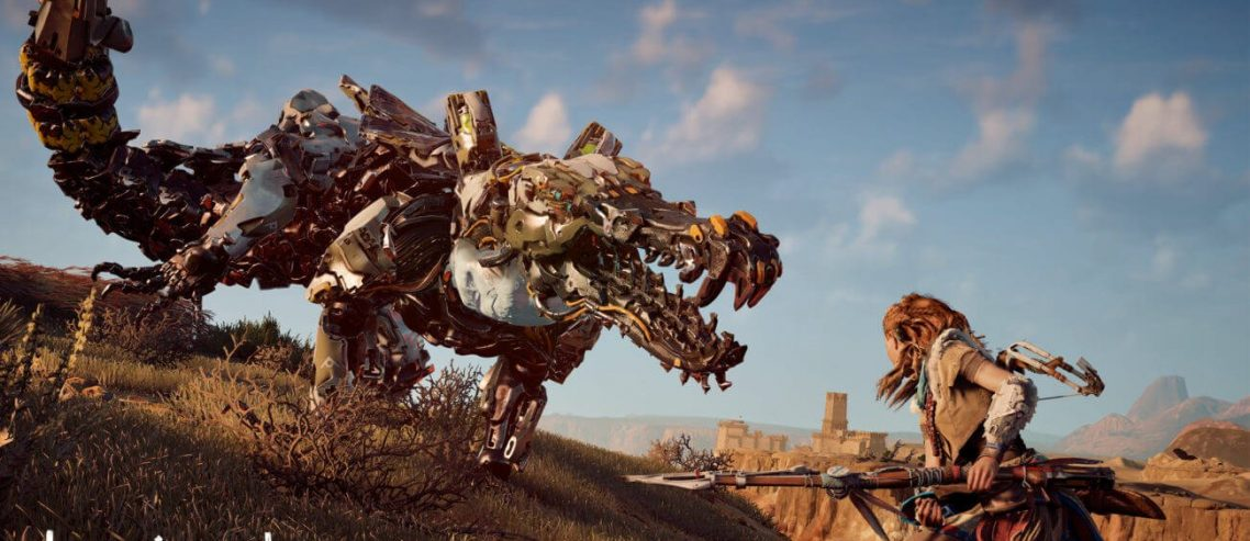 PlayStation Fanboys Beware: Horizon Zero Dawn is a Steam Best-Seller