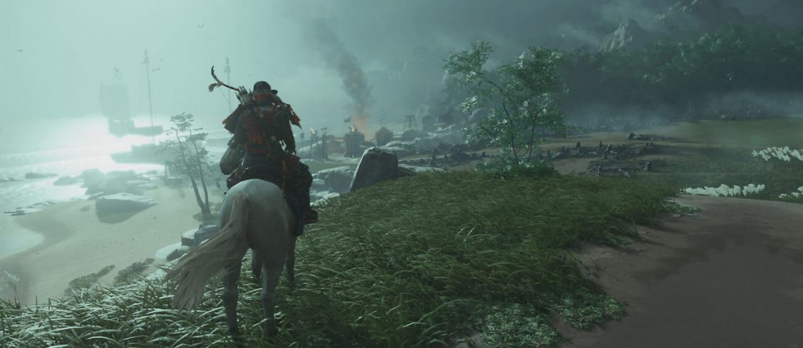 Don't Let Ghost of Tsushima's 8 GB Patch Spoil Your Launch Day