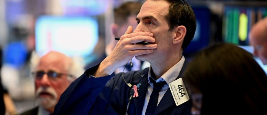 Dow Futures Tumble on Fed Insider's 'Troubling' New Bombshell