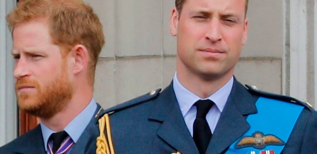 Prince William & Prince Harry's Feud Strikes an Ugly Blow to Diana's Memory