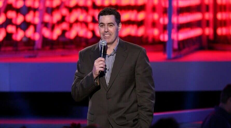 Adam Carolla Is Stuck in the Wrong Era – His COVID-19 Tweet Is Proof