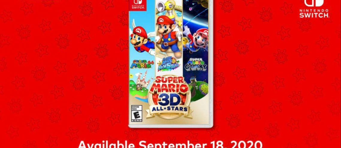 'Limited' Super Mario 3D All-Stars is a Disgusting Nintendo Cash-Grab