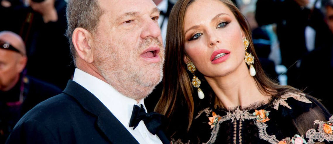 Harvey Weinstein Gets Royal Honor Stripped, I Hope Prince Andrew Is Next