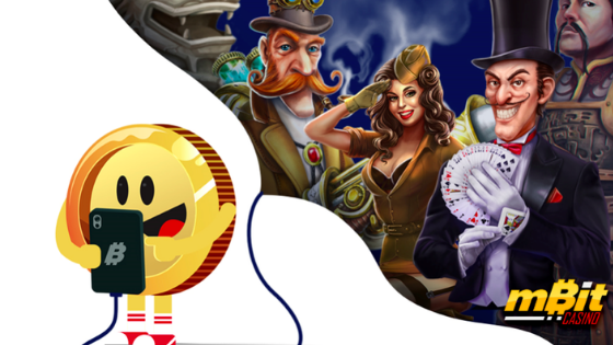 mBitcasino Upgrades Website With Big Promotions and New Features
