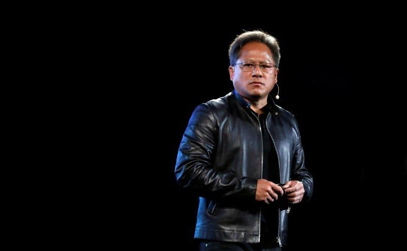 Nvidia slides as SoftBank reportedly plans to sell its stake in the chipmaker next year (NVDA)