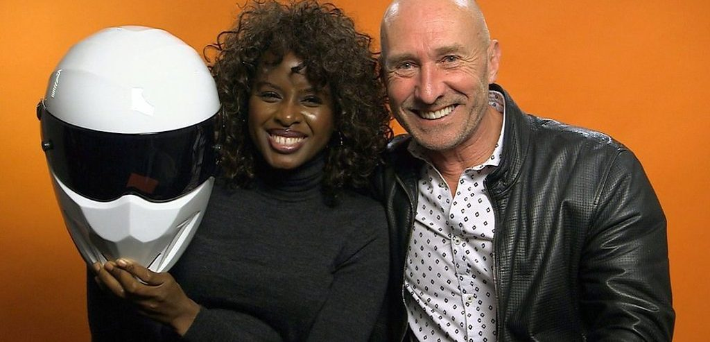 Brexit blind dates: June Sarpong and ex-Stig Perry McCarthy