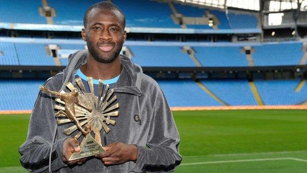 History of the BBC African Footballer of the Year award