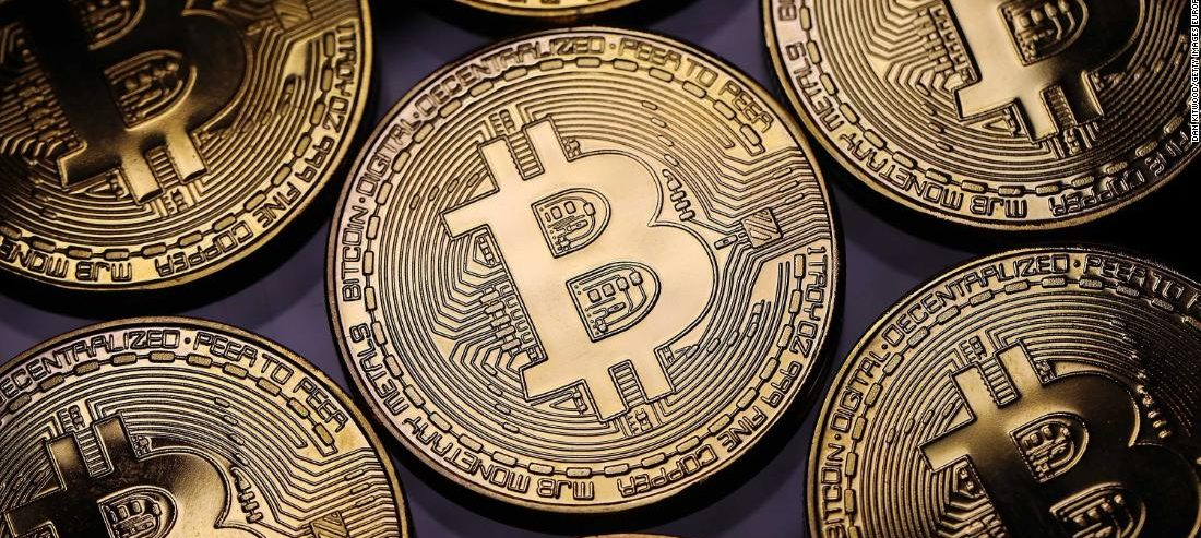 Bitcoin's epic plunge continues