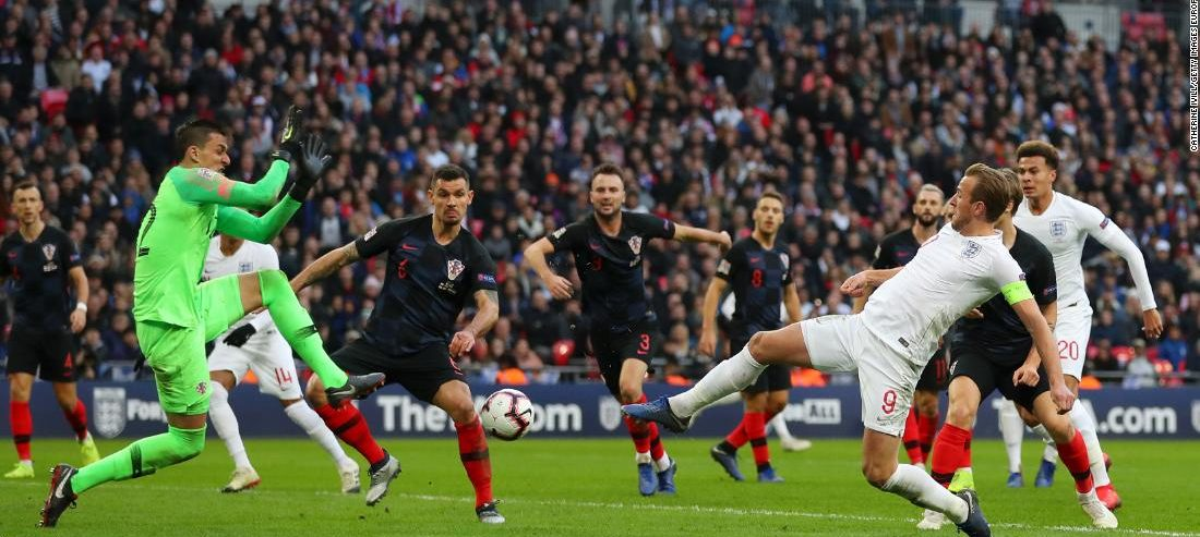 Weekend in sport: England finally beats Croatia; All Blacks brought down to earth; Djokovic stunned at ATP Finals