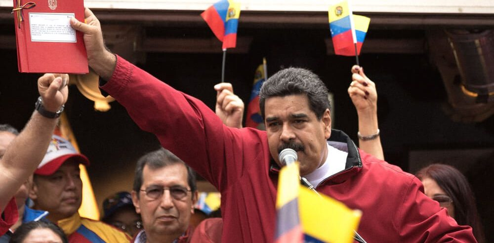 The Venezuelan Government is Forcing Petro Down the Pensioners' Throats