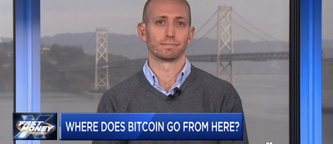 """VIDEO: Spencer Bogart Maintains his $50k Bullish Target for Bitcoin – """"2018 Has Been a Fantastic Year for Bitcoin. Forget Prices"""""""
