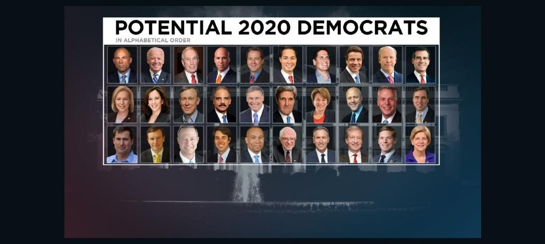 Only 12 debates? Democrats will need more to figure out what they stand for
