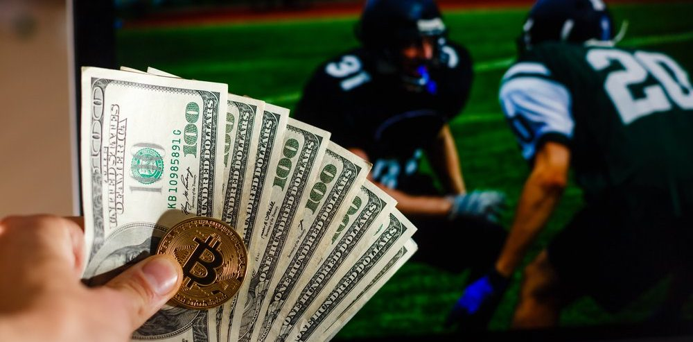Bitcoin Sports Books: Chicago Bears and LA Rams Favored Today