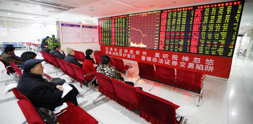 Dow, Nasdaq Futures Prep for New Years' Plunge — is China to Blame?