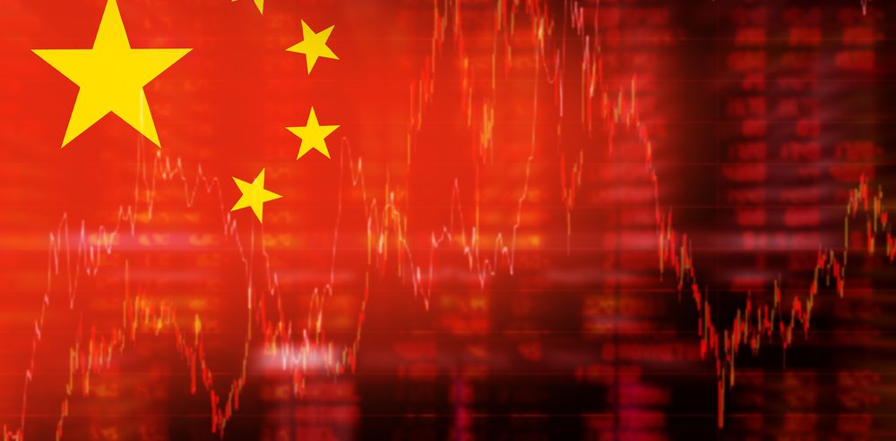 Rocked by China, Apple Shares Plunge to Lowest Mark in 18 Months