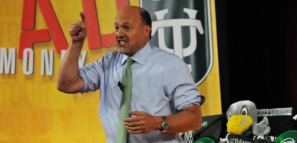Jim Cramer: Fed Reassurance Should Spur Dow Jones, Wider Stock Market to Rally