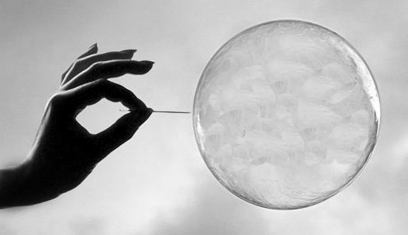Op-Ed: Why the Bitcoin Bubble Burst is Good for Crypto