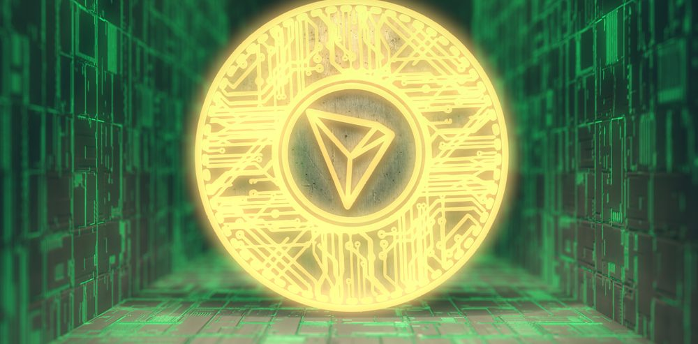 TRON Cryptocurrency (TRX) Plows into the Green as Bitcoin Price Stagnates