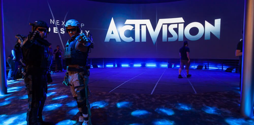 Call of Duty Publisher Activision's Shares Fall on Destiny Departure