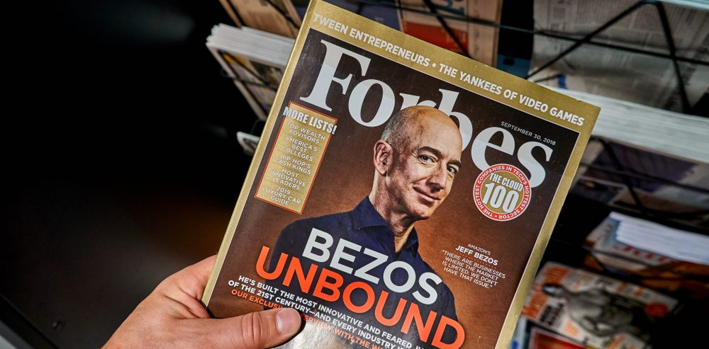 Why Jeff Bezos' Divorce Could be Bullish for Amazon Shares