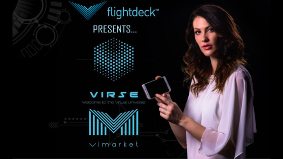 """ViMarket.io Expands, Rebrands and Reinvents; Welcome to Virse TM, """"Connecting the Virtual Universe"""", and the ViR Token"""
