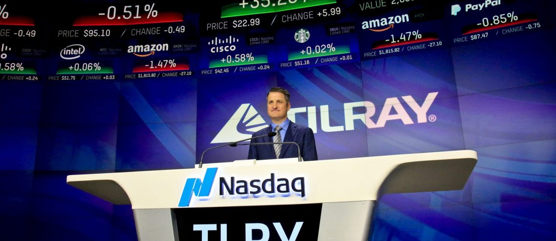 Investors Probably Didn't Turn Their Backs on Tilray Cannabis Stocks Today